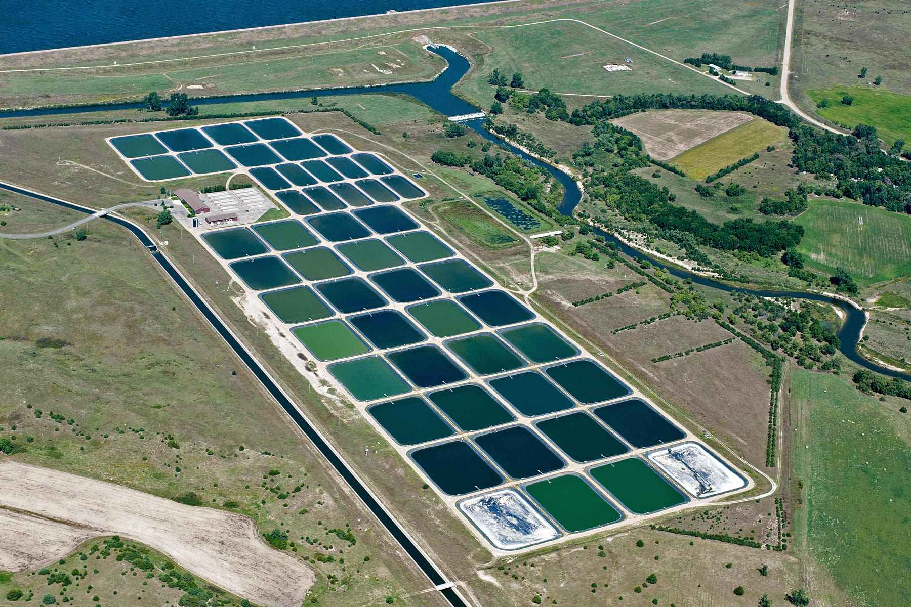 COMANCO Calamus Fish Hatchery Final Aerial Pictures – COMANCO