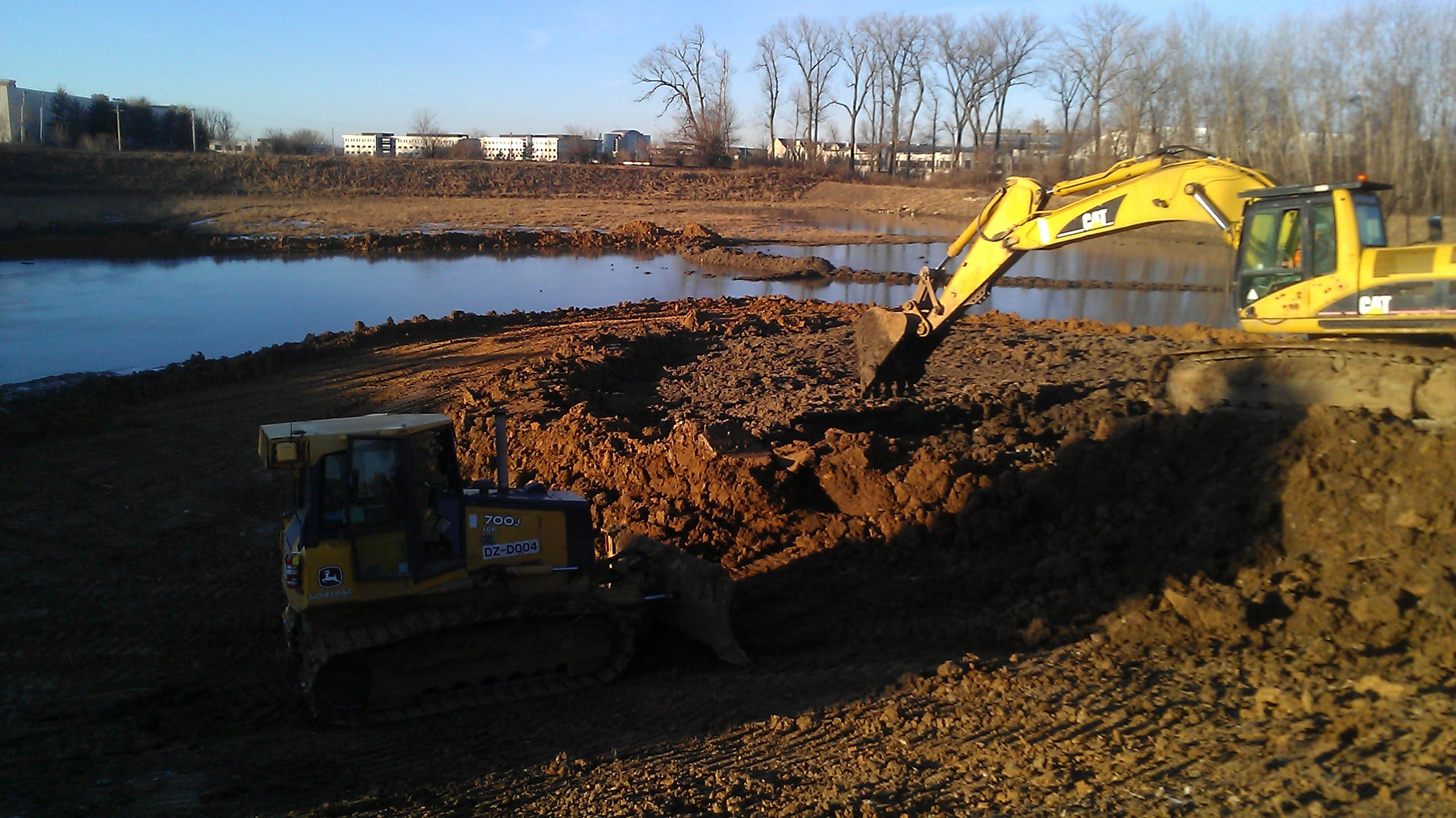 Comanco performing soil remediation project in midwest usa for Soil remediation