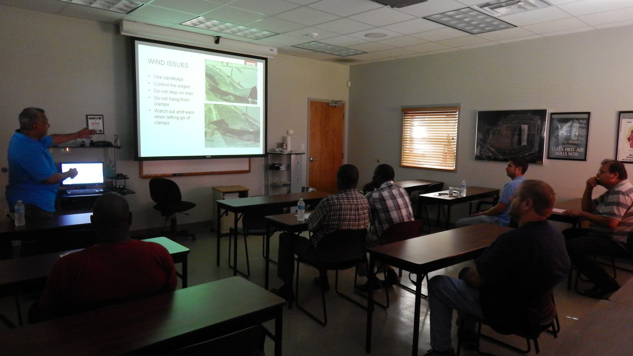 Safety Orientation at COMANCO – COMANCO Environmental Corporation