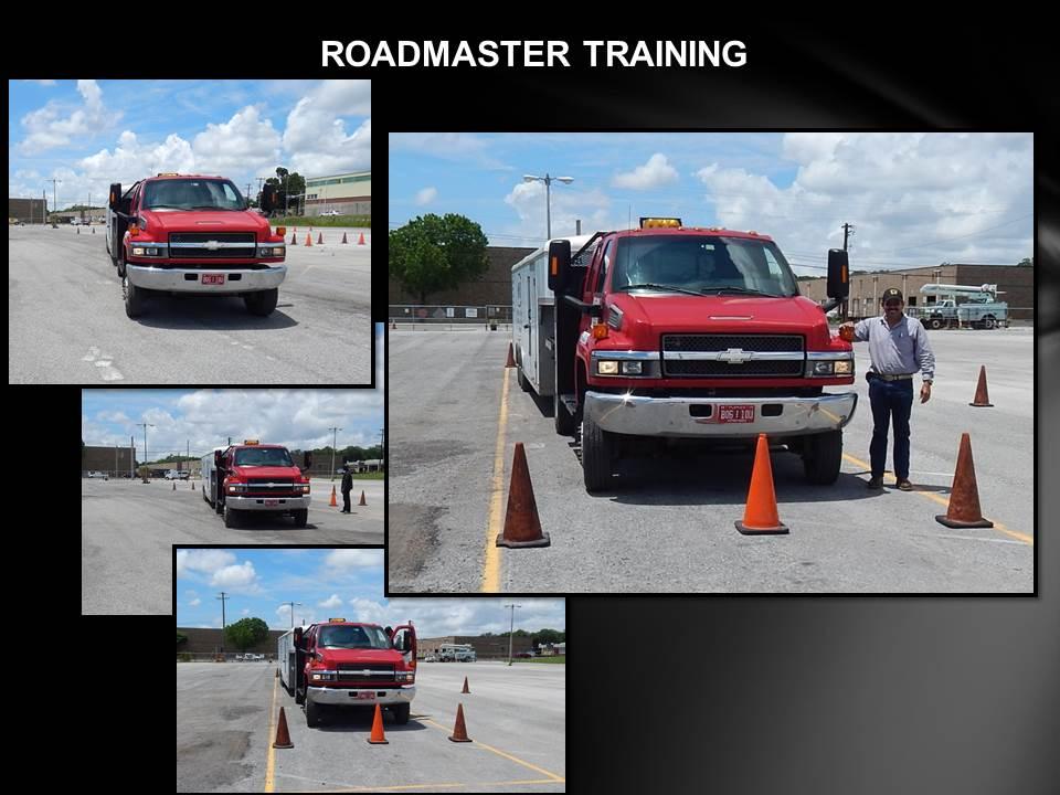 Roadmaster Slide 1