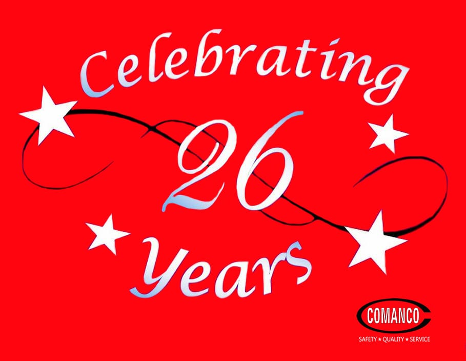 26 Years - COMANCO
