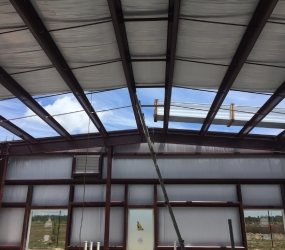 Starkey Ranch Sports Complex Roof 2
