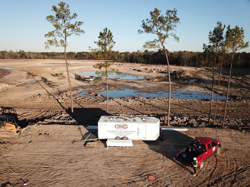 COMANCO Begins Construction Project in Texas