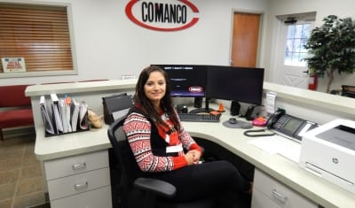 Ciera COMANCO Employee Recognition