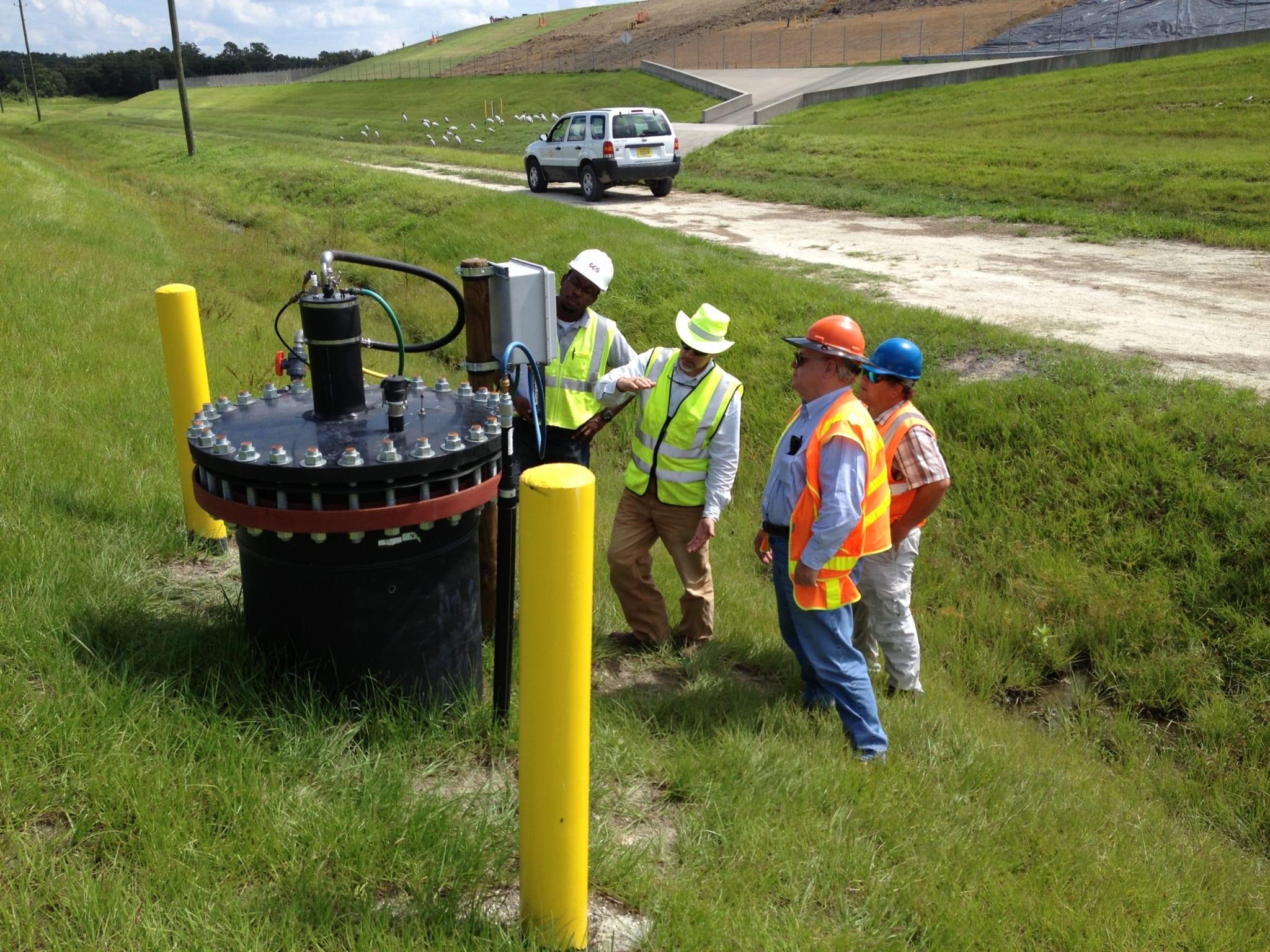 Polk County LGCCS Project Reaches Completion Milestones
