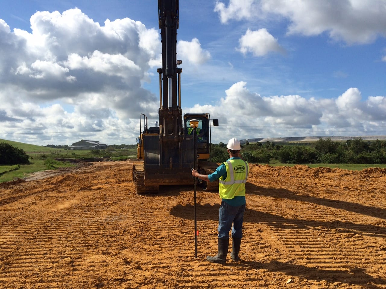 soil surcharge and accelerated consolidation settlement