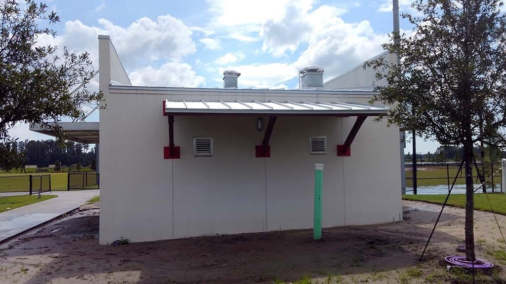 Starkey Ranch Concession Building Exterior Patio - COMANCO (2)
