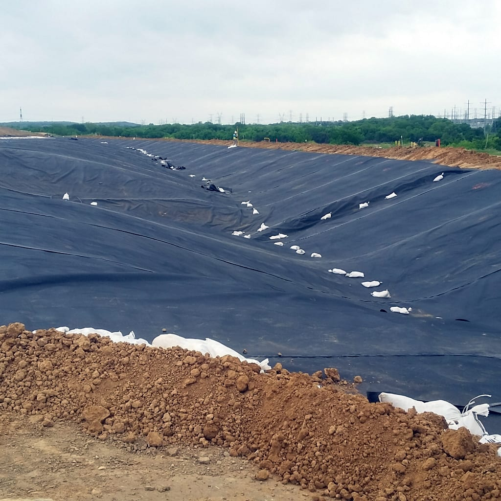 Comanco Completes Liner Installation At North Texas Landfill