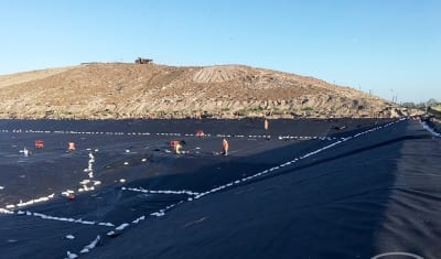 COMANCO Crew Completes Second Liner Installation - COMANCO
