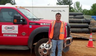 Esteban Solano Celebrates 5 Years of SERVICE - COMANCO
