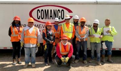 Texas Crews SAFETY Q1 - COMANCO