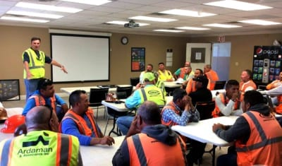SAFETY LUNCH Mulberry Florida 5 - COMANCO